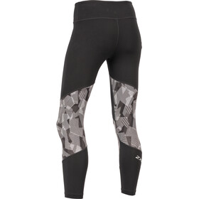 2XU Fitness Mid-Rise 7/8 Compression Tights Women black/arty camo charcoal